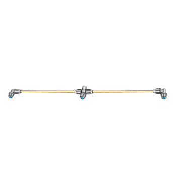 CENTRE SPRAY BOOM SPACING WITH 3 NOZZLE CODE : SBN/003 (100 CM.)