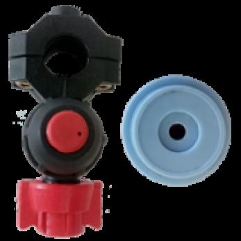 QCN Nozzle with Plastic HCK Nozzle Disc