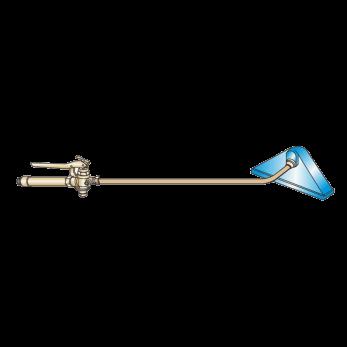 SXL WFN WITH 51CM LONG EXTENSION ROD. WITH PLASTIC SHIELD & TCR CODE : SR/HXL (51CM)