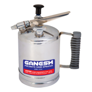 GANESH HAND SPRAYER (CHROMIUM PLATED) (DS/2)